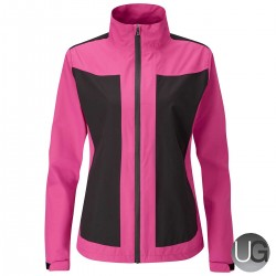 PING Juno Ladies Waterproof Jacket - Fuchsia
