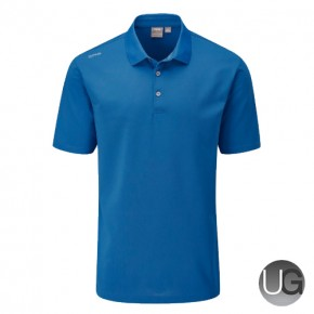 PING Lincoln Polo Shirt (Snorkel Blue)
