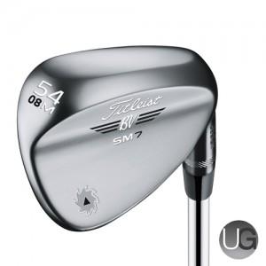 Titleist Vokey SM7 Tour Chrome Golf Wedge