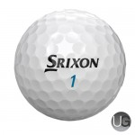 Srixon UltiSoft Golf Balls (White)